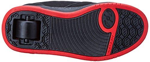 red Chaussures Heelys De Black Homme Fitness nRUc764q