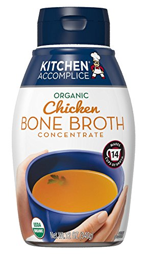 Kitchen Accomplice Bone Broth, Chicken, 12 oz