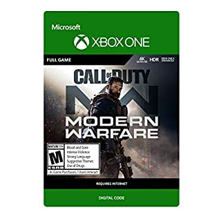 Call of Duty: Modern Warfare Standard Edition - Xbox One [Digital Code]
