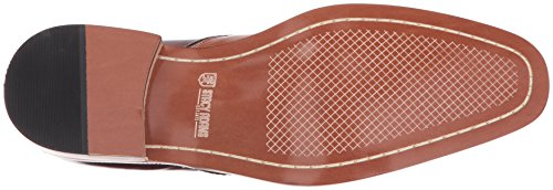 Stacy Adams Heren Brecklin Cap Teen Slip-on Loafer Bruin / Amp; Bruinen