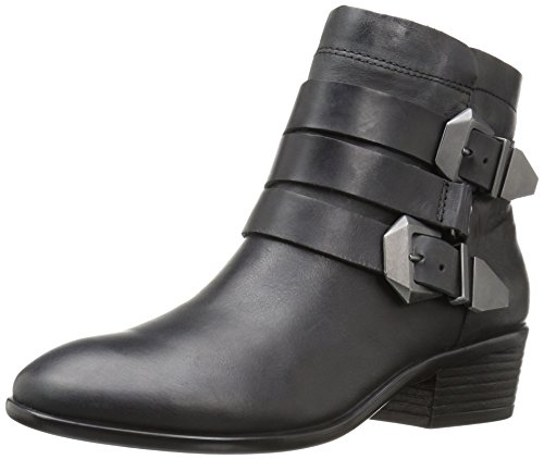 Aerosoles Womens My Time Boot Black Leather