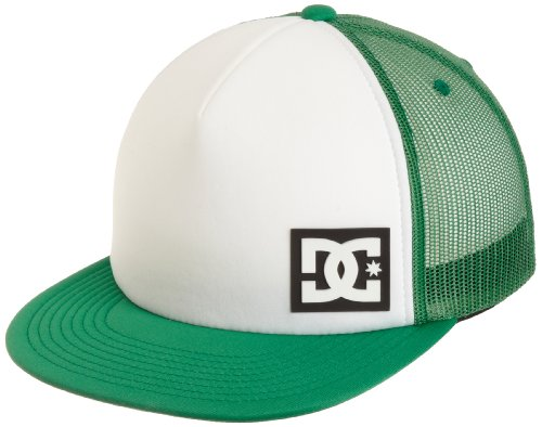 DC Shoes Mens Shoes Blanderson - Trucker Hat - Men - One Size - Green Celtic One Size -