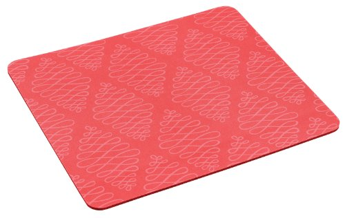 3M Precise Mouse Pad, Coral Design (MP114-CL)