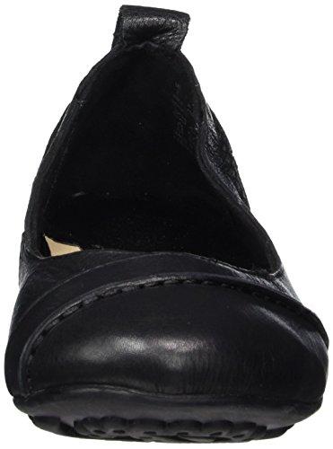 Puppies Black Janessa Black Hush Flats Women's Ballet 6XZqxxvw