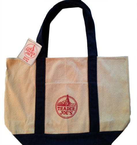 Trader Joes Reusable Cotton Shopping