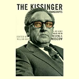 The Kissinger Transcripts Audiobook