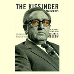 The Kissinger Transcripts Audiobook