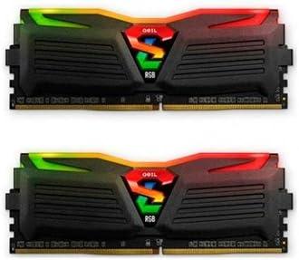 GeIL Super Luce Rgb Sync 16GB DDR4 3000 Desktop Memory