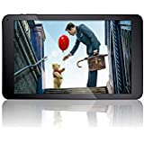 "Fusion5 10.1"" Android 8.1 Oreo Tablet PC - (Google Certified, 1GB RAM, 16GB Storage, WiFi, BT, HDMI, A-GPS, 1280800 IPS Screen, Dual Cameras, October 2018 Model, Android Touch Screen Tablet PC)"