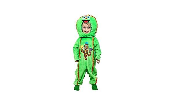 Disfraz de Cactus Feliz para bebé: Amazon.es: Juguetes y juegos