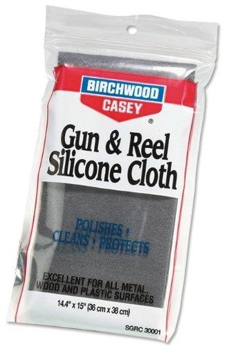 Birchwood Casey Gun & Reel Silicone Cloth THREE (3)-Pack 30001 ()