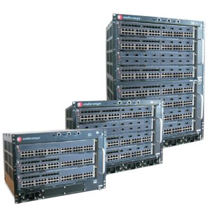 Extreme Networks S-Series S4 Chassis with 4 bay PoE subsystem - Switch - desktop - PoE (S4-CHASSIS-POE4)
