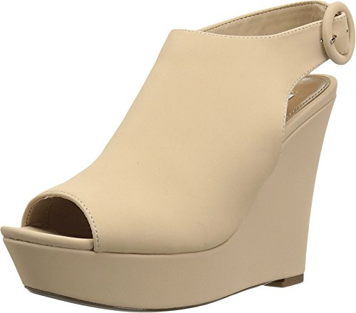 cheap sale pay with paypal Steve Madden Womens Extinct Open Toe Slingback Wedge Heels Blush best store to get for sale sale shopping online 2014 cheap sale 100% original cheap online luyQSy8s8