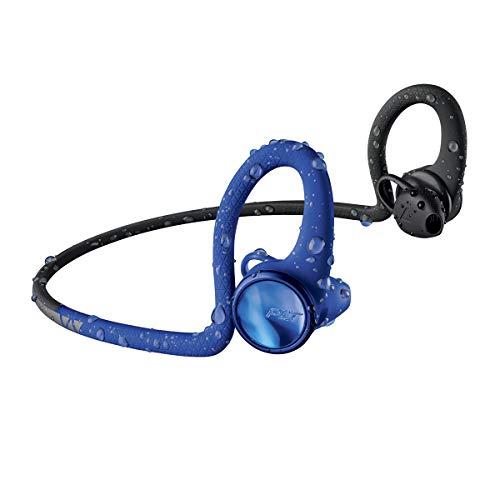Plantronics BackBeat 2100 212202 99 Wireless Headphone with Mic  Blue
