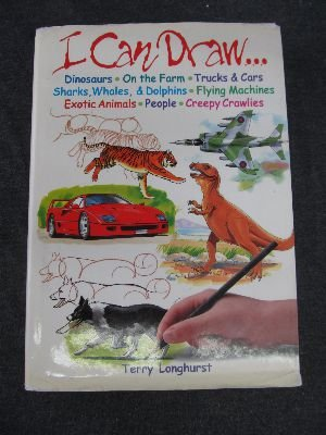 I Can Draw. Dinosaurs. On the Farm. Trucks & Cars. Sharks, Whales, & Dolphins. Flying Machines. Exotic Animals.