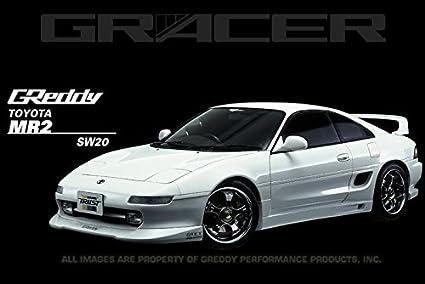 GReddy 17010062 Front Lip Urethane Spolier (90-96 Toyota Mr-2Gracer Aero Style