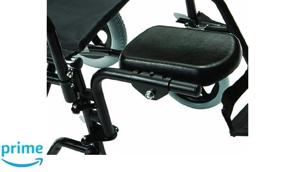 Drive Medical Z10950-01 - Soporte para pierna amputada (accesorio de silla de ruedas, lado derecho): Amazon.es: Salud y cuidado personal