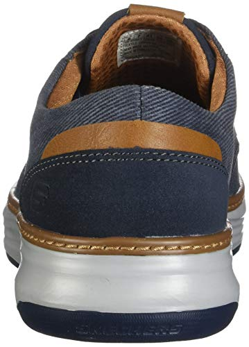 Moreno Nvy Skechers Zapatillas Azul Para navy Hombre OFdpHx1