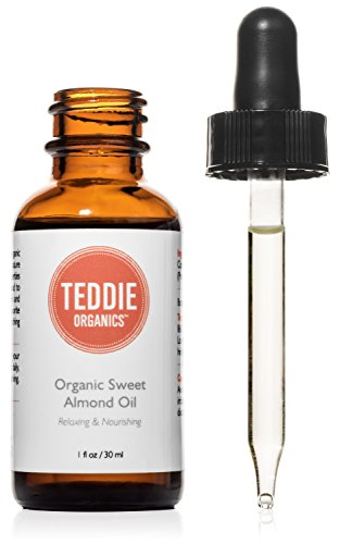 ORGANIC Sweet Almond Oil 1oz product image