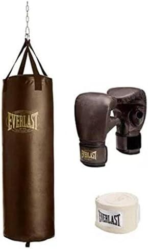 Everlast 100-Pound Nevatear Heavy Bag Traditional Logo