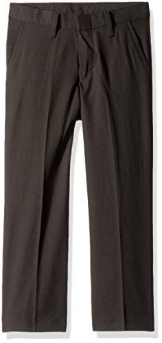 Dockers Little Boys' Poly Dress Pant, New Black, 4 - New Wool Pants