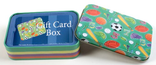 Lindy bowman gift card tin assorted styles arts