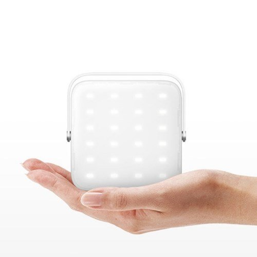 ONAN KOREA N9-Lumena Camping LED Lantern blue / LED Cool white Color / Camping Accessories / Outdoor Lantern