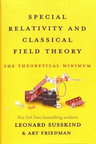 Pdf Math Special Relativity and Classical Field Theory: The Theoretical Minimum