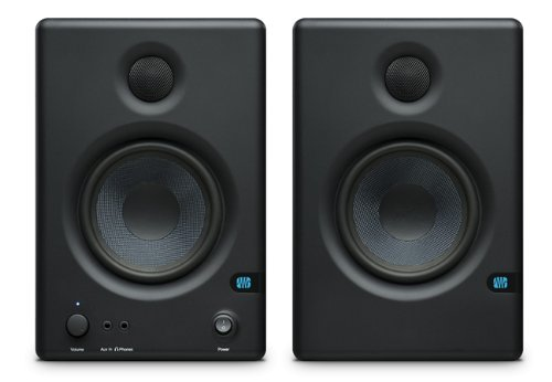 PreSonus Eris E4.5 2-Way Powered Studio Monitors (Best Powered Monitors)
