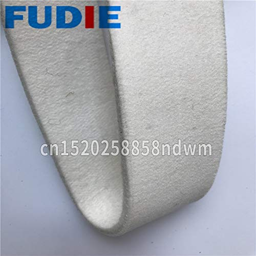 Fevas Fabric Pleating Machine Felt,Nomex Pleating Felt,High Temperature Felt - (Width: A Variety of Width, Length: A Variety of Length)