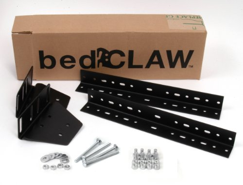 Bed Claw Universal Footboard Attachment Kit, with Combo Bag (Footboard Attachment)