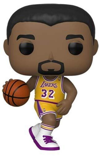 Pop! NBA Legends - Magic Johnson (Lakers Home)