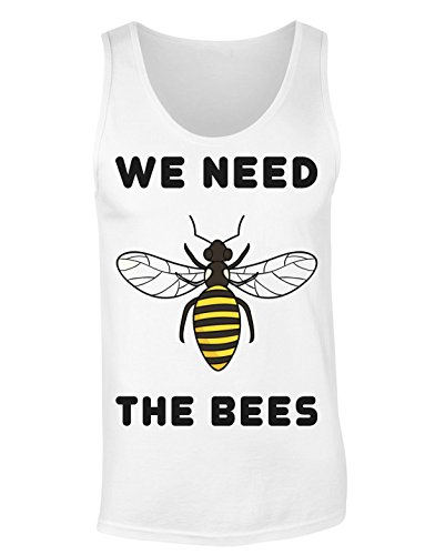 We Need The Bees Movement T-shirt senza maniche per Donne Shirt