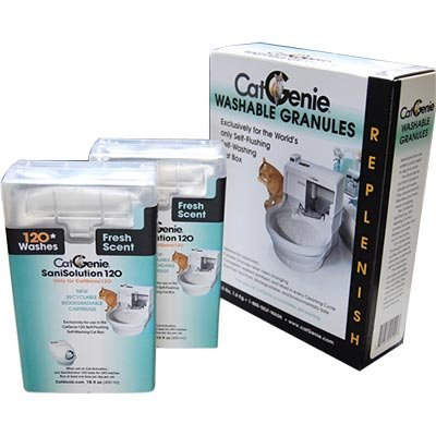 CatGenie 120 Scented Combo Supply Pack ()