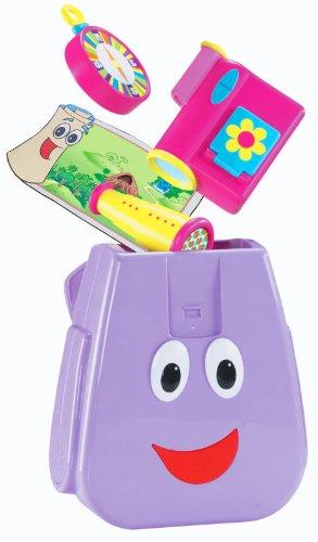 - Fisher-Price Dora the Explorer My Talking Backpack