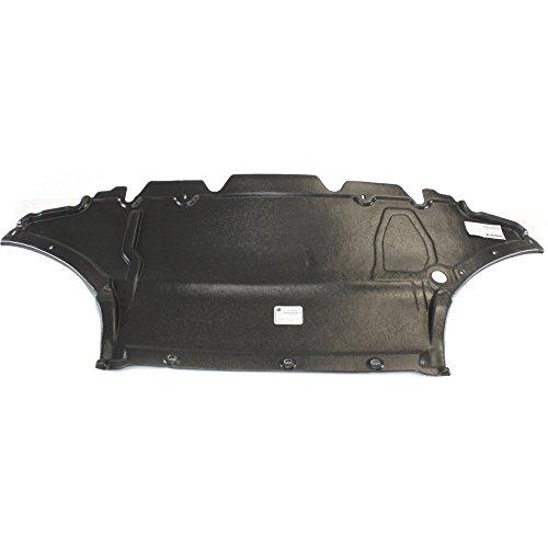 Engine Splash Shield compatible with Audi A4 09-14 Under Cover Front 2.0L Eng. Auto Trans (Best Audi A4 Engine)