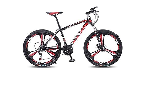 QJ Bicicleta De Montaña, con Amortiguador De Carrera En Carretera ...
