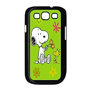 Custom High Quality WUCHAOGUI Phone case Cute & Lovely Snoopy Protective Case For Samsung Galaxy S3 - Case-17