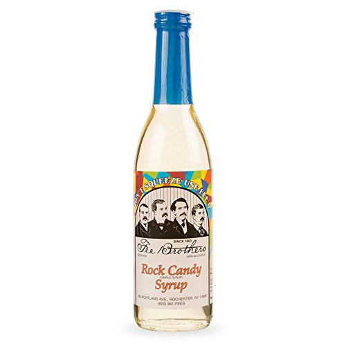 Fee Brothers Rock Candy Simple Bar Syrup - 12.8 oz