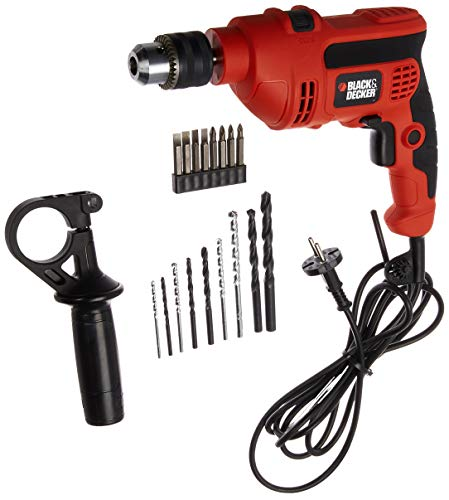 Black & Decker KR704K Hammer Drill 220-240 Volts 50/60Hz Export Only