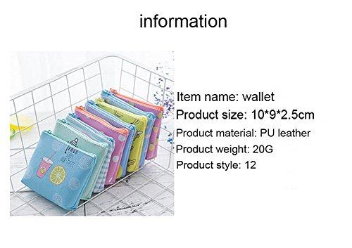 Petit pour en monnaie Sac Pochette Hygi PU Porte Hosaire Serviettes Rangement qCw61a