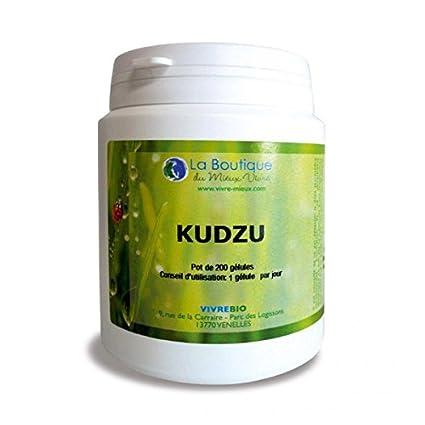 Kudzu -200 comprimidos, diga adios al tabaco