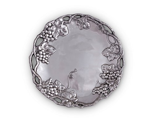 Arthur Court Designs Aluminum Grape 15