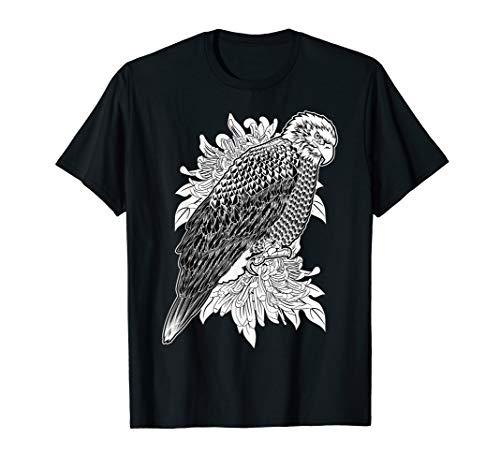Eagle Tattoo American Symbol of Freedom T-Shirt