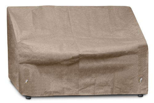KoverRoos III 39147 Loveseat/Sofa Cover, 51-Inch Width by 33-Inch Diameter by 33-Inch Height, Taupe by KOVERROOS
