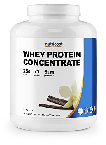 10 Best Whey Protein Concentrates