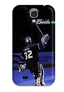 New Style 7066237K946006810 los/angeles/kings los angeles kings (23) NHL Sports & Colleges fashionable Samsung Galaxy S4 cases