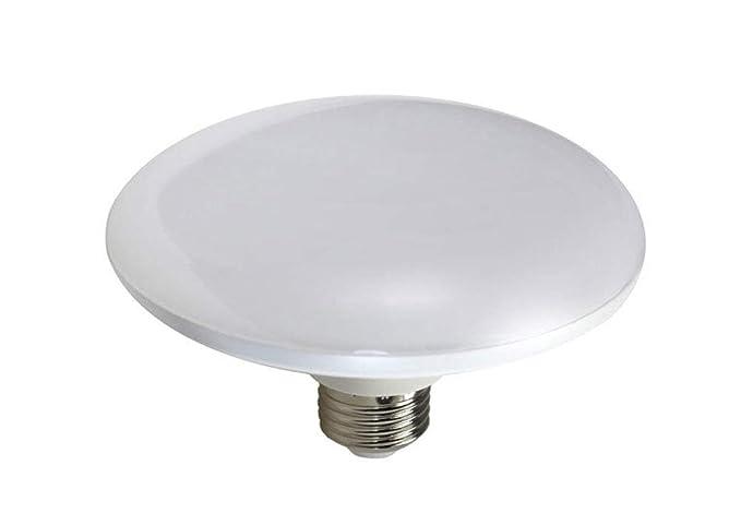 Plafoniere Con Lampade Led E27 : Vetrineinrete lampadina led ufo disco piatto e watt lampada