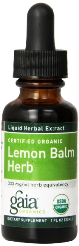 Gaia Herbs Lemon Balm Herb, Liquid Supplement, 1 Ounce (Pack of 2) - Supports Nervous System, Immune System & Digestive System by Gaia Herbs (Image #5)