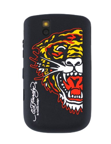 Ed Hardy Silicone Tiger Skin for BlackBerry 9630 - ()